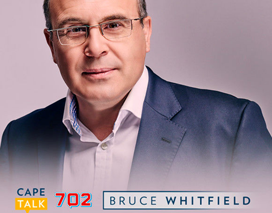 bruce whitfield