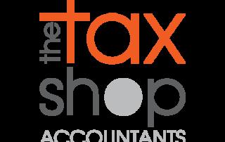 tax shop logo