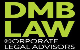 DMB law logo